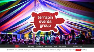 Terrapin Tents and Contents