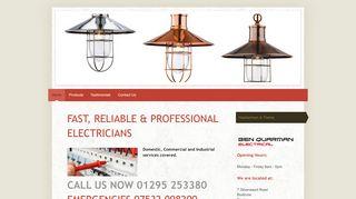 Ben Quarman Electrical