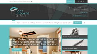 Loft Ladders Direct - Supplied and Installed