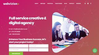 Web Vizion Web Development Company